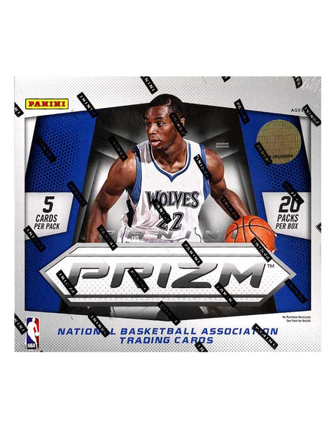 2014/15 Panini Prizm Basketball Hobby Box-Cherry Collectables
