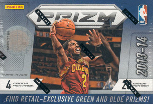 2013/14 Panini Prizm Basketball Retail Blaster Box-Cherry Collectables