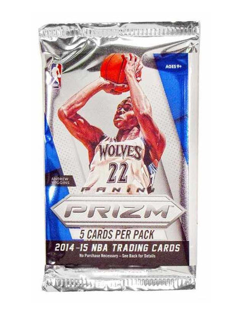 2014/15 Panini Prizm Basketball Hobby Pack-Cherry Collectables