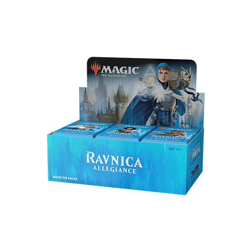 Magic the Gathering Ravnica Allegiance Booster Box-Cherry Collectables