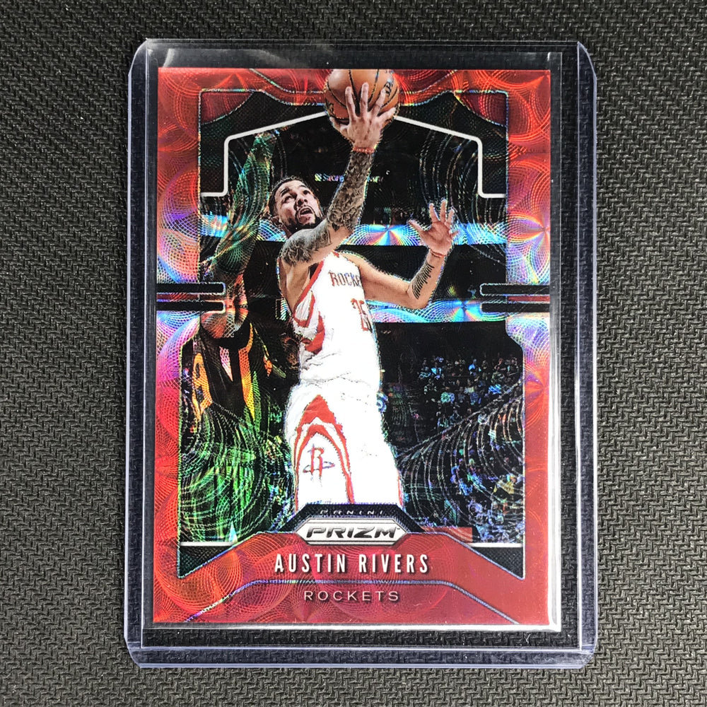2019-20 Prizm AUSTIN RIVERS Choice Red Prizm 70/88 #213-Cherry Collectables