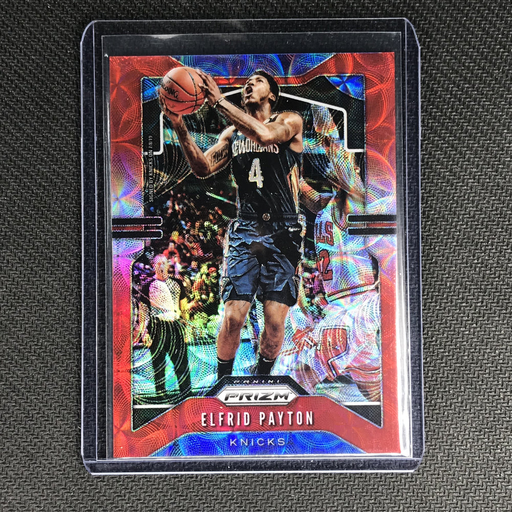 2019-20 Prizm ELFRID PAYTON Choice Red Prizm 53/88 #242-Cherry Collectables