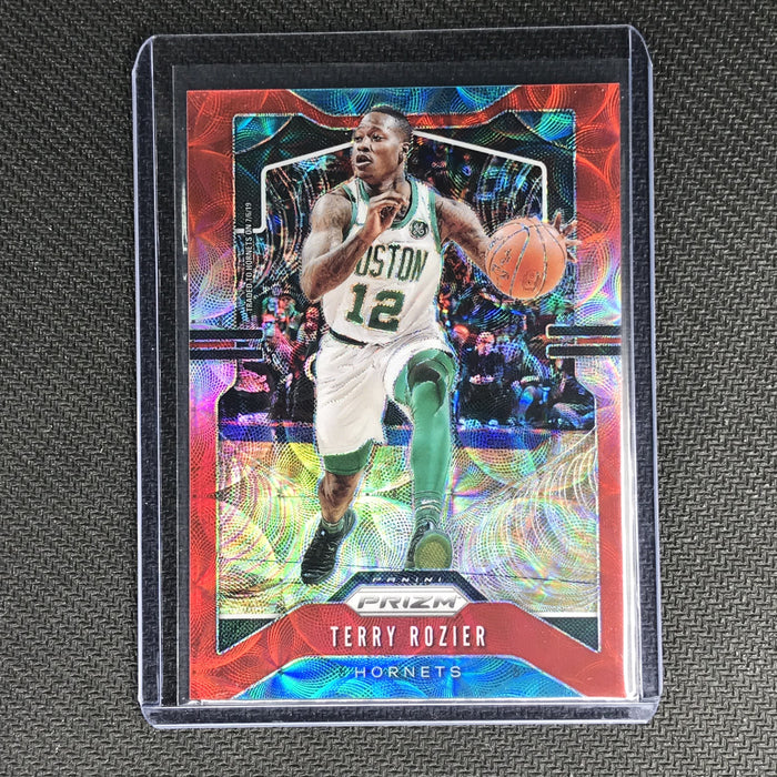 2019-20 Prizm TERRY ROZIER Choice Red Prizm 36/88 #43-Cherry Collectables