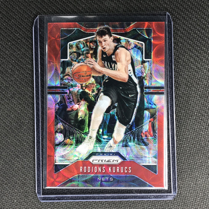 2019-20 Prizm RODIONS KURUCS Choice Red Prizm 12/88 #52-Cherry Collectables