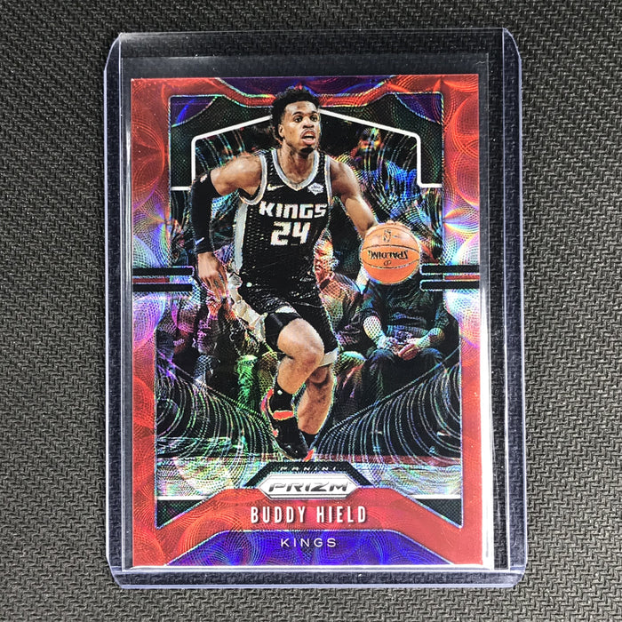 2019-20 Prizm BUDDY HIELD Choice Red Prizm 40/88 #127-Cherry Collectables