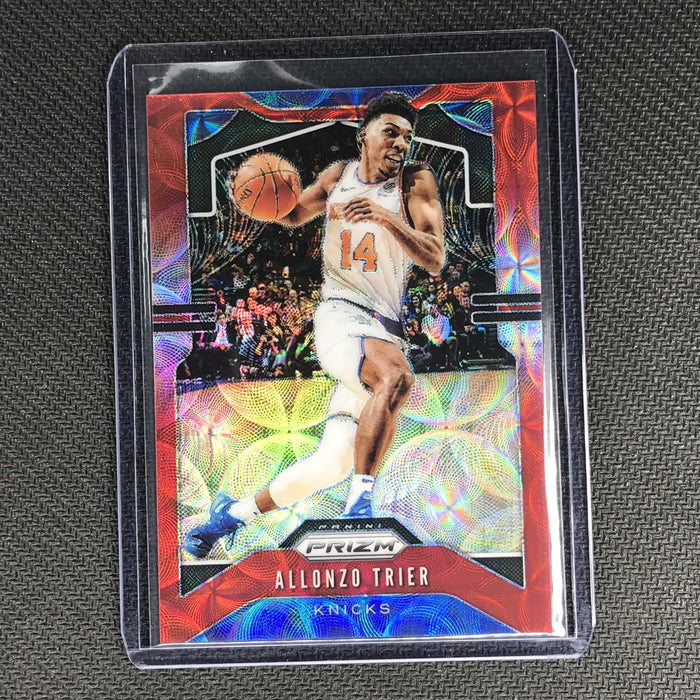 2019-20 Prizm ALLONZO TRIER Choice Red Prizm 63/88 #180-Cherry Collectables
