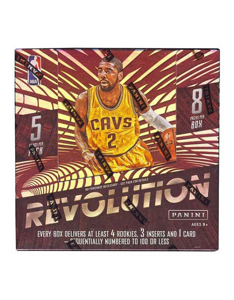 2015/16 Panini Revolution Basketball Hobby Box-Cherry Collectables