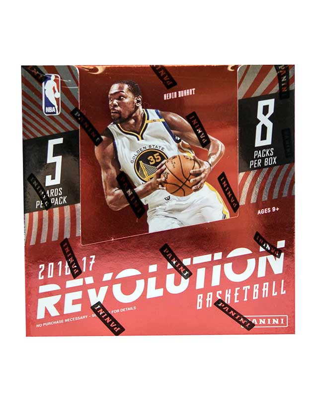 2016/17 Panini Revolution Basketball Hobby Box-Cherry Collectables