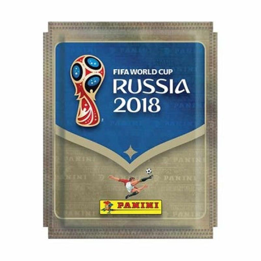 Panini FIFA World Cup 2018 Sticker Collection Pack-Cherry Collectables