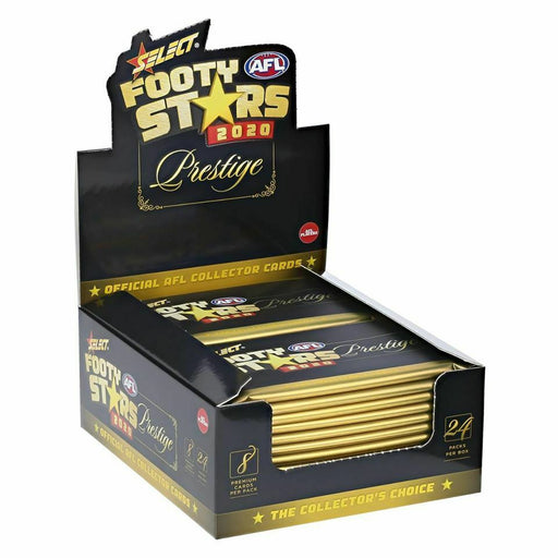 2020 Select AFL Footy Stars Prestige Hobby Pack (Pre Order May 29)-Cherry Collectables