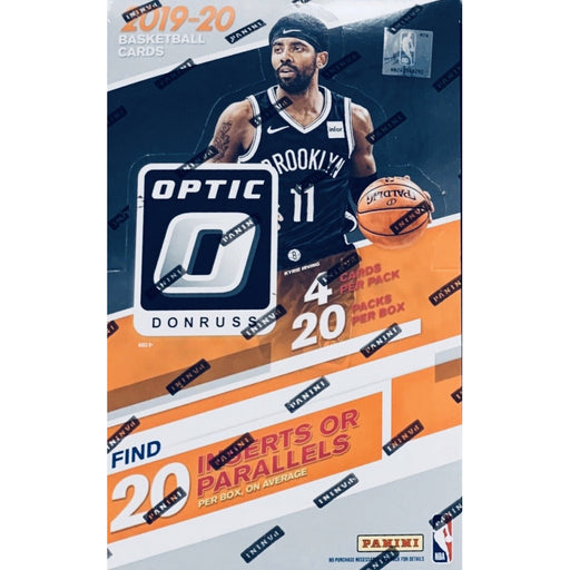 2019-20 Panini Donruss Optic Basketball Retail Box-Cherry Collectables