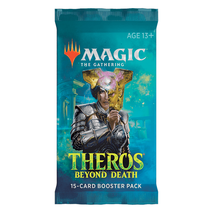 Magic: The Gathering Theros Beyond Death Booster Pack-Cherry Collectables