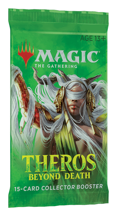 Magic: The Gathering Theros Beyond Death COLLECTOR Booster Pack-Cherry Collectables