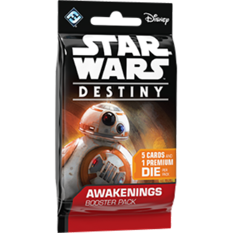 Star Wars Destiny Booster Pack - Cherry Collectables