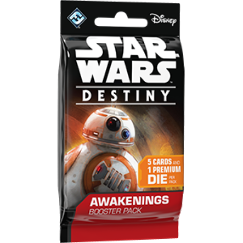 Star Wars Destiny Awakenings Booster Pack-Cherry Collectables