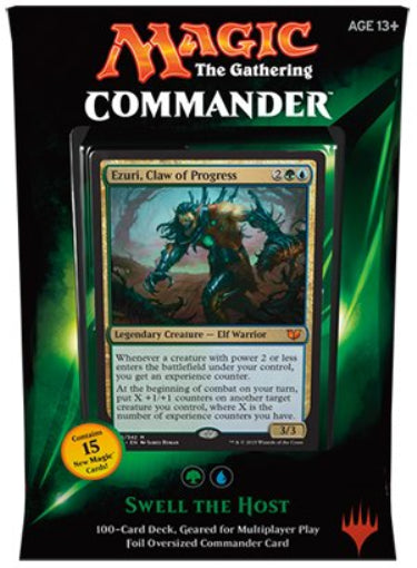 Magic The Gathering Commander Deck (2015) - Swell the Host-Cherry Collectables