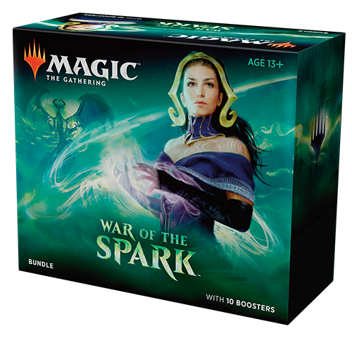Magic the Gathering War of the Spark Bundle Box (Pre Order May 3)-Cherry Collectables