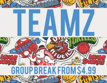 Teamz - Multi-Year 4-Box Team Based Break #0281 - Jul 8 (Night)-Cherry Collectables