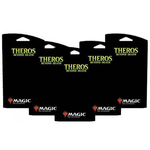 Magic the Gathering Theros Beyond Death Theme Boosters - Set Of 5 (Pre Order Jan 24)-Cherry Collectables