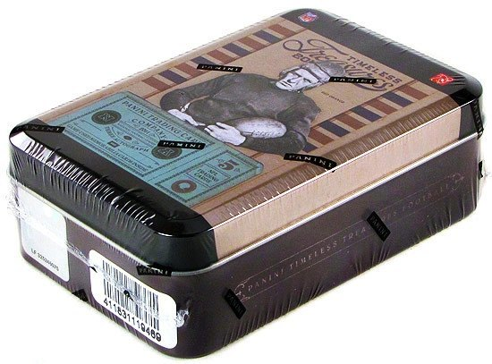 2011 Panini Timeless Treasures Football Hobby Box-Cherry Collectables