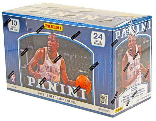 2012/13 Panini Basketball Hobby Box-Cherry Collectables