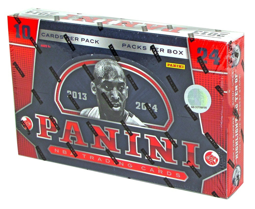 2013/14 Panini Basketball Hobby Box-Cherry Collectables