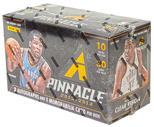 2013/14 Panini Pinnacle Basketball Jumbo Box-Cherry Collectables