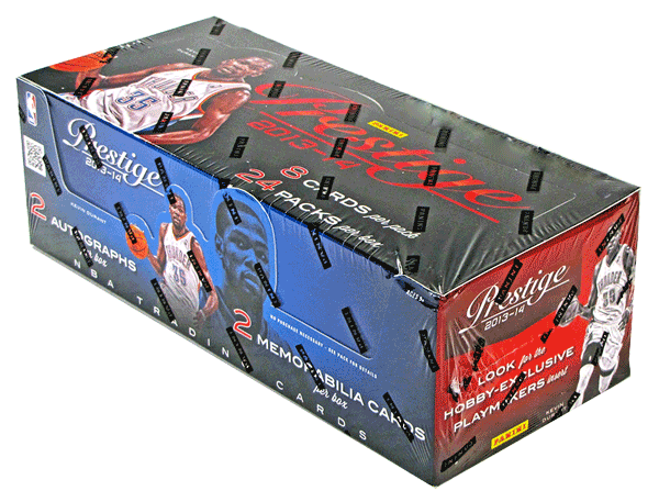 2013/14 Panini Prestige Basketball Hobby Box-Cherry Collectables
