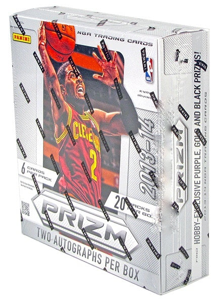 2013-14 Panini Prizm Basketball Hobby Box-Cherry Collectables