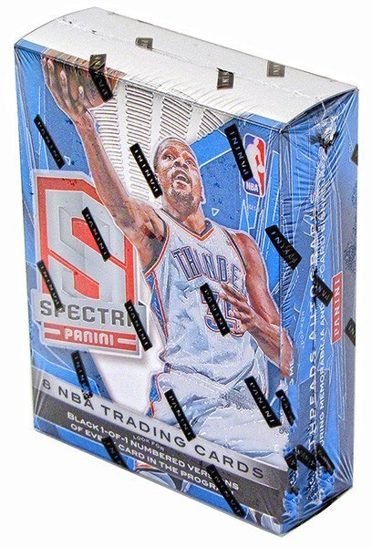2013/14 Panini Spectra Basketball Hobby Box-Cherry Collectables