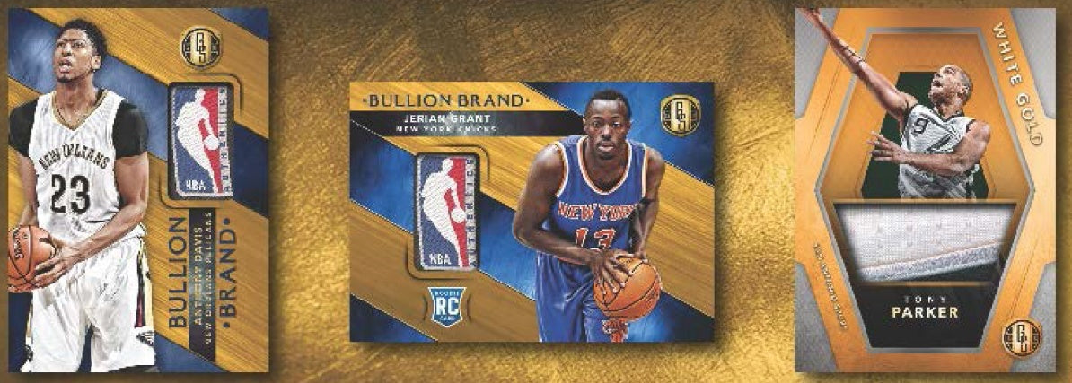 2015/16 Panini Gold Standard Basketball Hobby Box - Cherry Collectables - 4