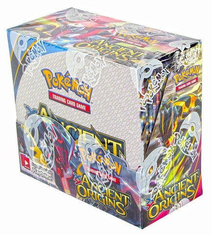 Pokemon XY Ancient Origins Booster Box - Cherry Collectables - 1
