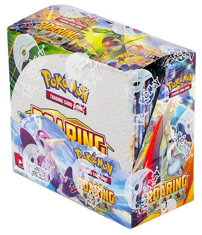 Pokemon XY Roaring Skies Booster Box - Cherry Collectables