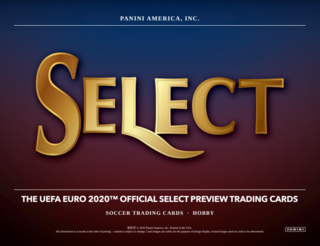 2020 Select EUFA Euro 3-Box Break #0776 - Team Based - sEP 23 (Night)-Cherry Collectables