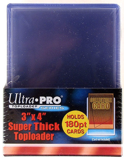 Ultra Pro 180pt Toploaders-Cherry Collectables