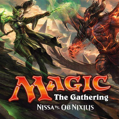 MAGIC THE GATHERING Duel Decks: Nissa vs. Ob Nixilis - Cherry Collectables - 1