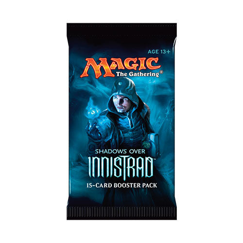 Magic the Gathering Shadows Over Innistrad Booster Pack-Cherry Collectables