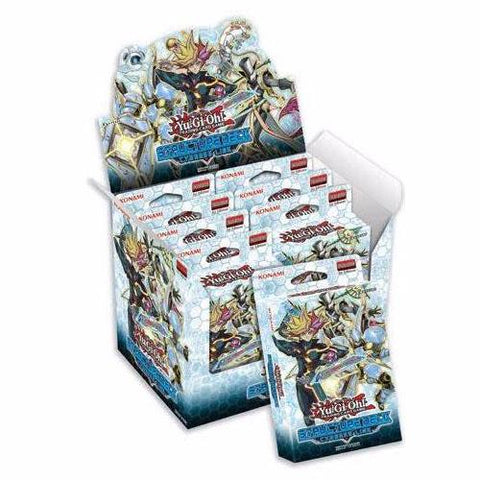 Yu-Gi-Oh! Cyberse Link Structure 8-Deck Box (Pre Order Nov 2)-Cherry Collectables