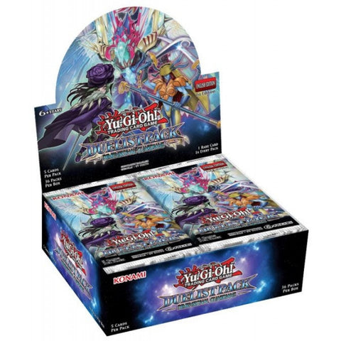 Yu-GI-Oh! TCG Dimensional Guardians Duelist Booster Box-Cherry Collectables