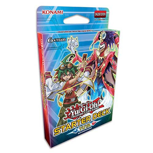 Yu-Gi-Oh! 2016 Starter Deck - Yuya-Cherry Collectables
