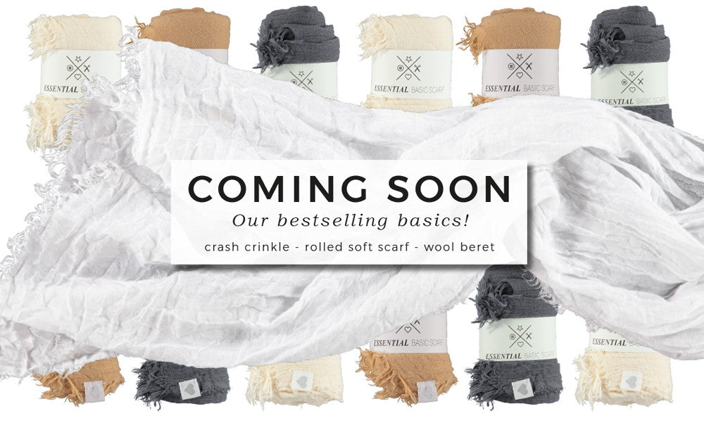 Our best selling basics!