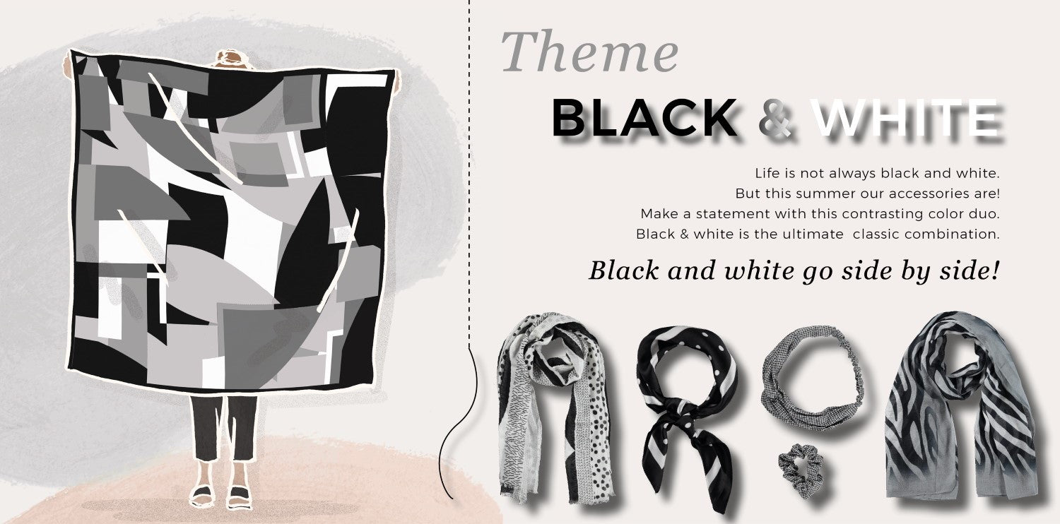 Theme - Black & White
