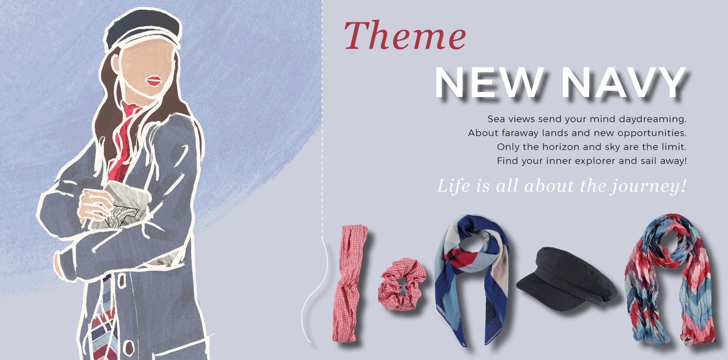 Theme - New Navy