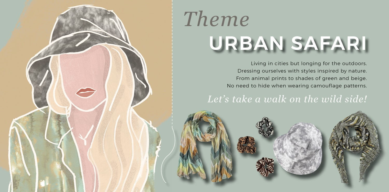 Theme - Urban Safari