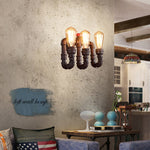 Rustic Industrial lights
