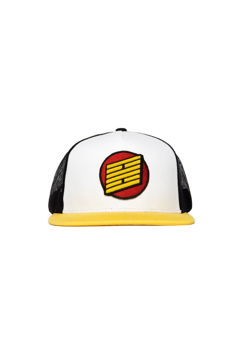 PLANET BRICK TRUCKER CAP