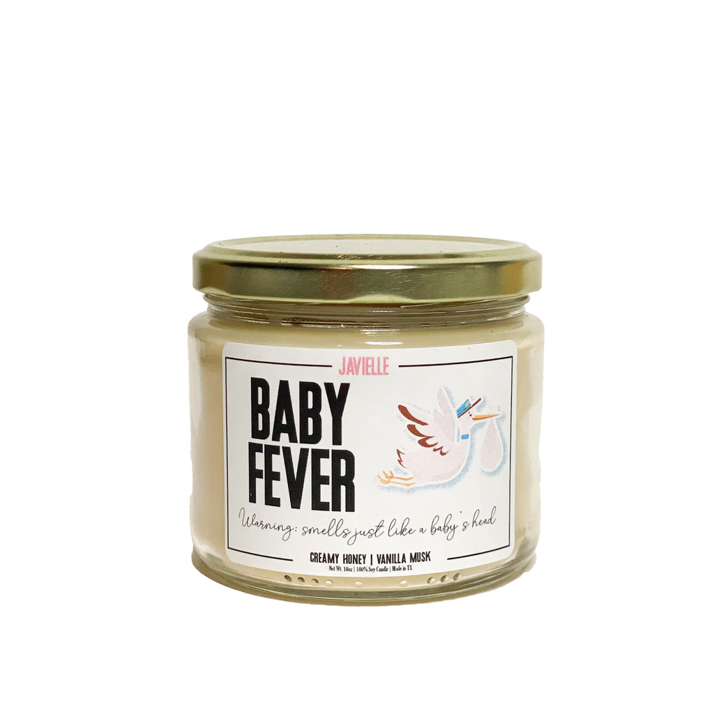 Baby Fever Soy Candle