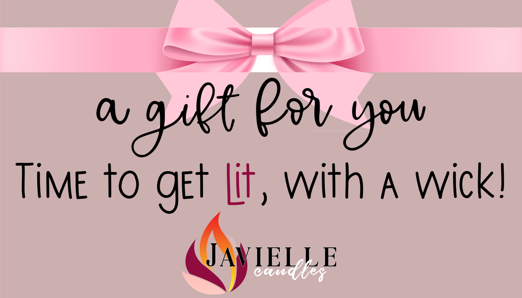 Javielle Candles Gift Card