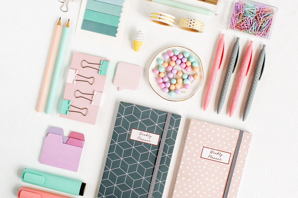 Gifts for teachers: Stationery set