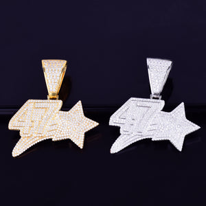 47 Shooting Star Pendant